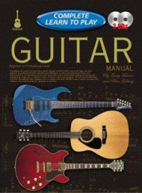 Complete Learn To Play Guitar