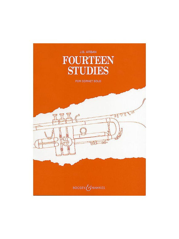 Arban, J.: Fourteen Studies for Cornet Solo