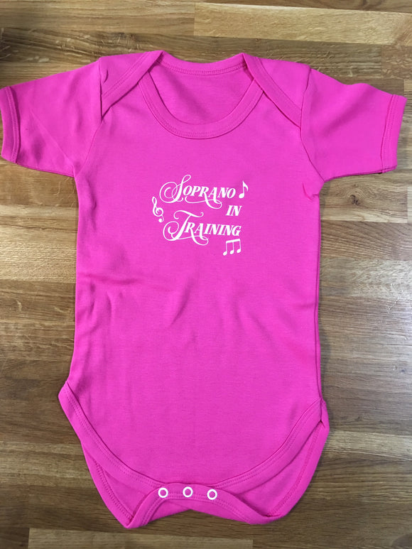 Baby Bodysuit - Short Sleeved