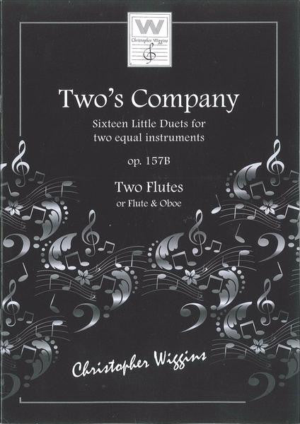 Two's Company - Duets for 2 Flutes