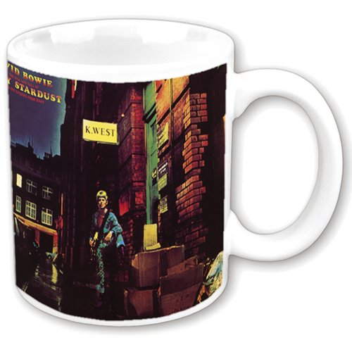 David Bowie Boxed Mug Ziggy Stardust