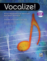 Vocalize! Andy Beck Book and CD