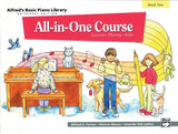 Alfred's Basic Piano Library All-in-One Book 1