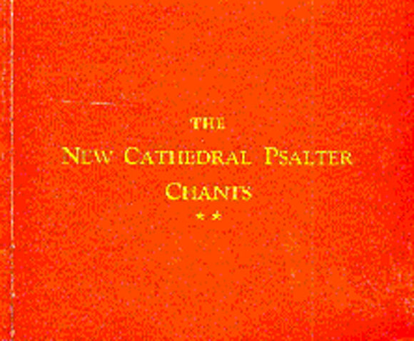 The New Cathedral Psalter Chants 82