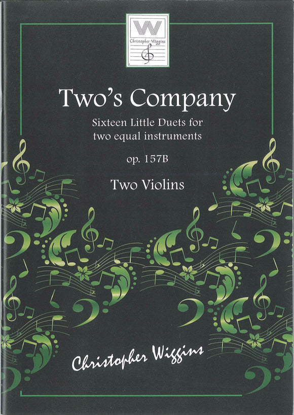 Two's Company - Duets for 2 Violins