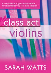 Class Act - Violins Teacher Copy