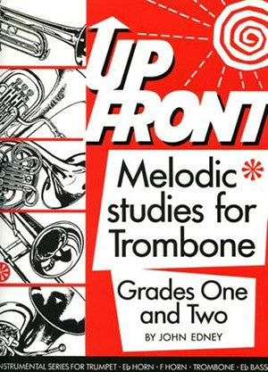 Up Front - Melodic Studies Gds 1-3