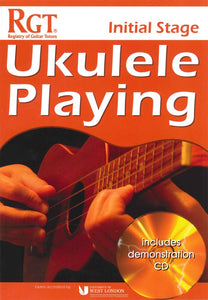 RGT Ukulele Playing