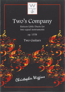 Two's Company - Duets for 2 Guitars
