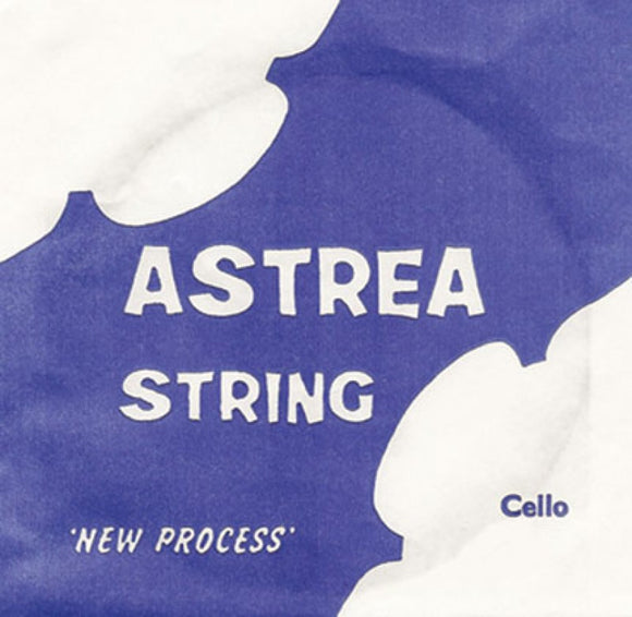Astrea Cello String 'A' single 1/4 - 1/2