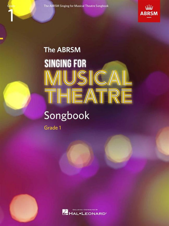 Singing for Musical Theatre Songbook