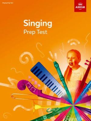 ABRSM Singing Prep Test