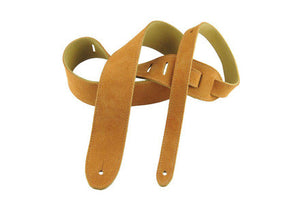 Henry Heller Suede Strap - Honey