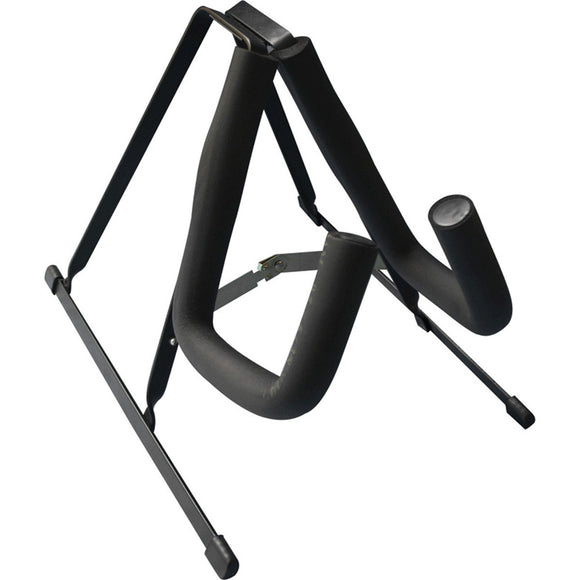 Kala US-1 Ukulele Folding Stand, Black