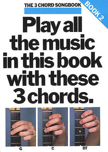 The 3-Chord Songbook Book 2