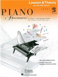 Piano Adventures: Lesson And Theory Book