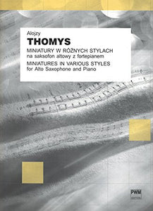Thomys, A.: Miniatures in Various Styles