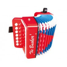 The Busker Mini Accordion