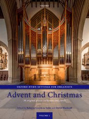 Oxford Hymn Settings: Advent and Christmas