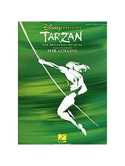 Phil Collins: Tarzan - The Broadway Musical (PVG)