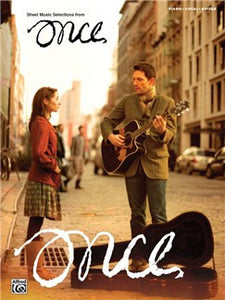 Once: Sheet Music From The Broadway Musical