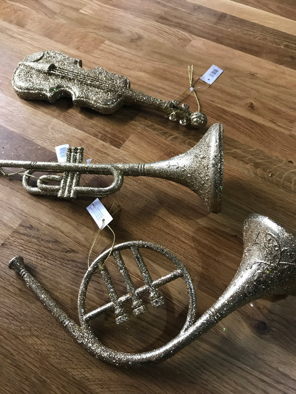 Decorative Musical Instruments