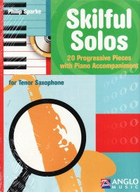 Skilful Solos for Tenor Saxophone