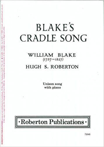 Blake's Cradle Song