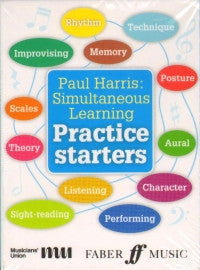 Harris Simultaneous Learning Practice Starter Card