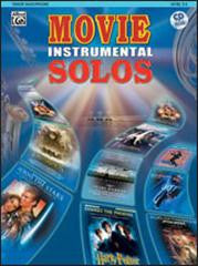 Movie Instrumental Solos for Tenor Sax