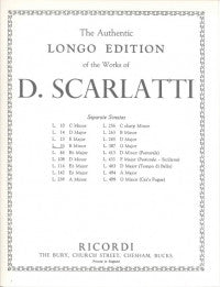 Scarlatti: Sonata in B minor (L33)