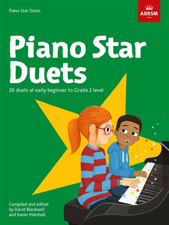 Piano Star Duets