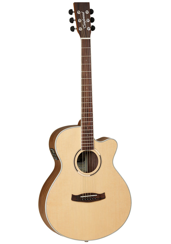 Tanglewood DBTSFCEBW Discovery Exotic Black Walnut Electroacoustic