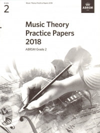 Music Theory Practice Papers 2018