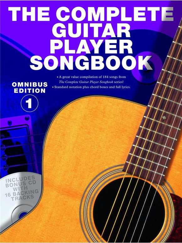 The Complete Guitar Player Songbook - Omnibus Edition 1