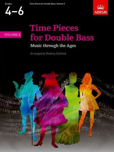 Time Pieces for Double Bass Vol. 2