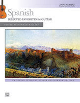 Spanish Selected Favorites for Guitar