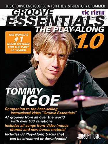 Tommy Igoe Groove Essentials 1.0 Play Along