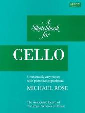 A Sketchbook for Cello