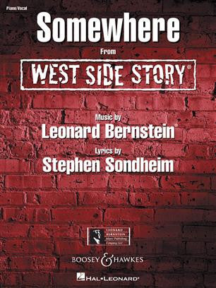 Bernstein: Somewhere (West Side Story)