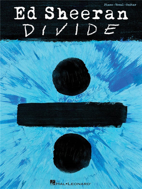 Ed Sheeran: Ìá (Divide) PVG Songbook