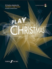 Play Christmas Trumpet and Piano (CD included)