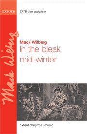 In The Bleak Mid Winter SATB