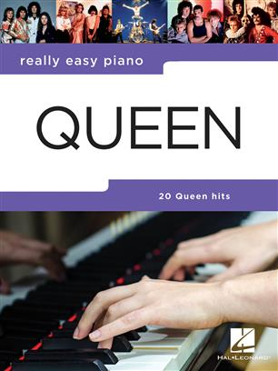 Really Easy Piano - Queen 20 Hits
