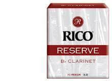 Rico Reserve Clarinet Reed (Individual)