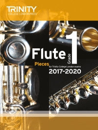 Trinity Flute Exams 2017-2020 (Score and part)