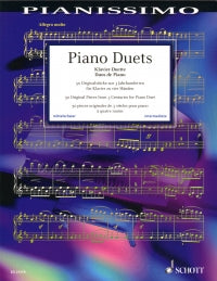 Pianissimo Piano Duets: 50 Original Pieces