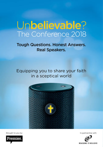 Unbelievable? Share your faith in a sceptical world - Digital Download
