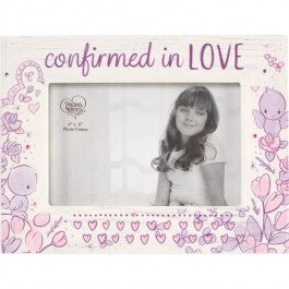 Confirmed in Love Photo Frame Code: 182410