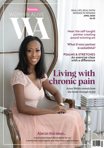 Premier Woman Alive Magazine - April 2020